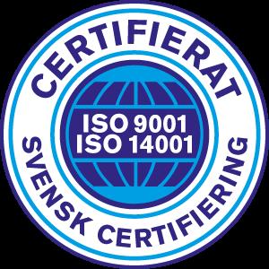 ISO 9001 / ISO 14001